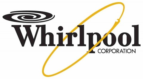 Whirlpool Corporation (NYSE:WHR)