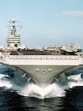 10 Largest Warships in the World Prowling the Seas