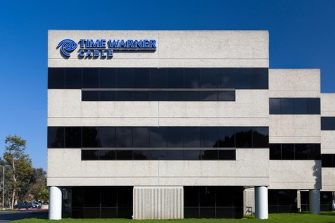 Time Warner Cable Inc (NYSE:TWC), Sign, office building, Symbol, provider