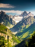 11 Countries With Highest Average Elevation