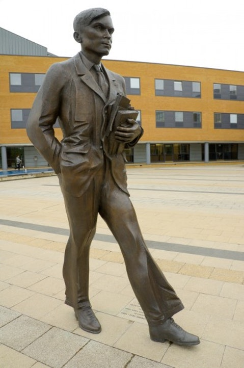 Greatest Mathematicians of All Time - Alan Turing