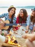 11 Easy Acoustic Guitar Songs for Beginners: Summer Campfire Songs