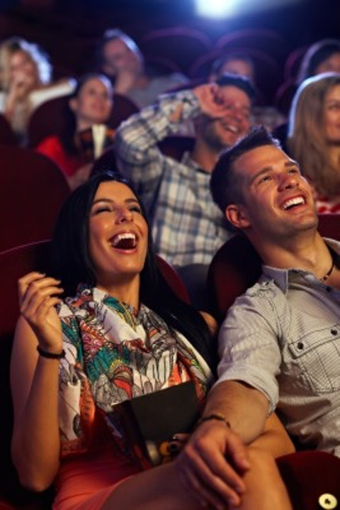 laugh, cinema, watching, adult, enjoying, enjoyment, young, group, multiplex, eating, photo, fun, white, theater, movie, happiness, rendezvous, male, twenties, people, boyfriend, vertical, caucasian, black, female, entertain, smiling, spectator, comedy, appointment, relationship, lifestyle, audience, face, woman, beauty, together, joyful, hair, auditorium, joy, cheerful, indoor, couple, man, happy