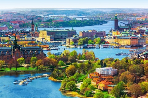 10 Best Places to Retire in Sweden