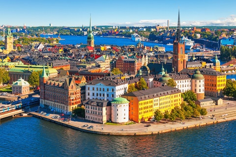 Sweden, Stockholm 10 Countries That Spend the Most on Advertising