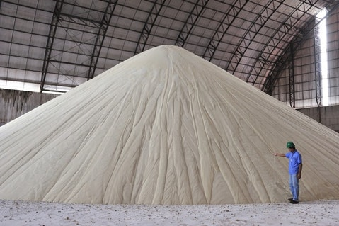 Top Sugar Producing Countries in the World