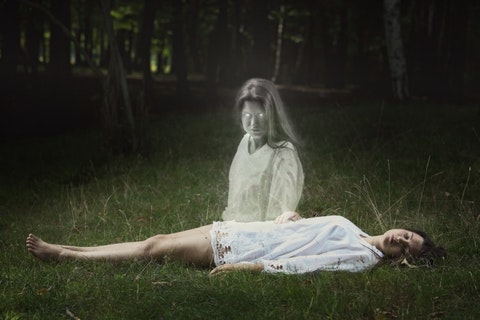 ghost, astral, halloween, creepy, soul, green, white, projection, magic, spirit, sleeping, dark, young, girl, forest, surreal, woman, free, dead, horror, trip, beautiful, dreaming, 11 Most Famous Ghosts in the World