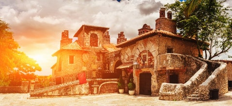 dominican, romana, outdoor, sunlight, italian, brick, park, green, travel, spain, italy, trees, sunny, history, old, village, sun, traditional, paradise, caribbean, garden, la, rural, 11 Best Places to Visit in Dominican Republic for Singles