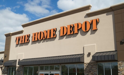 home, depot, retail, front, retailer, popular, warehouse, appliance, sign, remodeling, products, tools, supplies, outside, entrance, diy, materials, gardening, building, box,