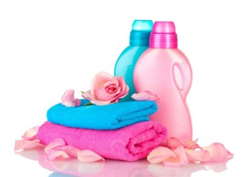 bath, bathroom, bottle, chemical, clean, cleaner, cleaning, cleanse, cleanser, closeup, colorful, detergent, disinfect, disinfectant, fabric, flower, fluid, household, housekeeping, housework, hygiene, laundry, liquid, pink, plastic, product, rose, sanitary, soft, softness, towel, towels, wash, washing, white