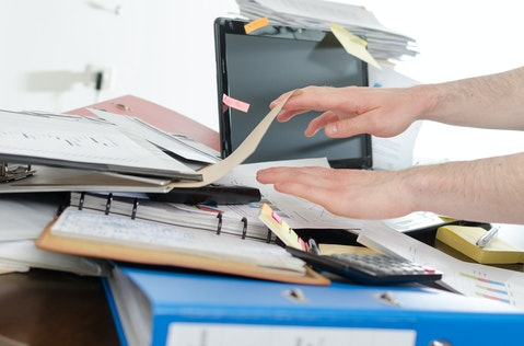 5 Easiest Home Filing System Ideas