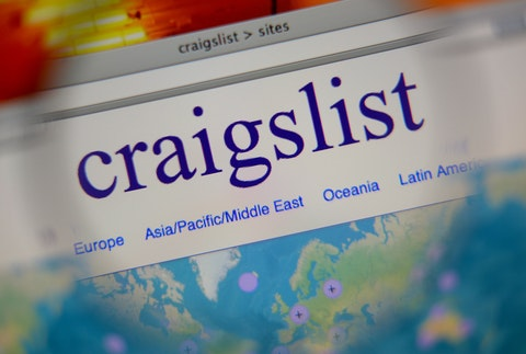 Best Things to Sell on Craigslist in 2018