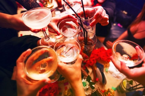 10 Easiest Fifths to Drink in One Night