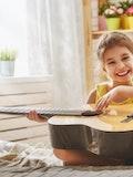 11 Easy Guitar Songs For Kids