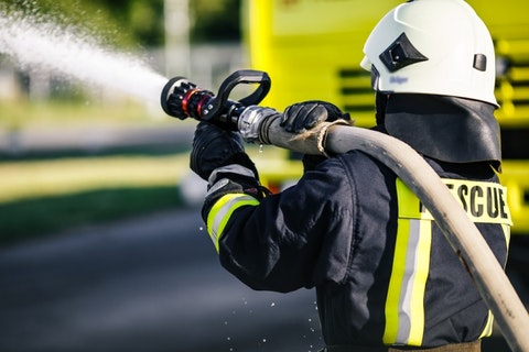 13 Highest-Paying Part-Time or Side Jobs For Retired Firefighters