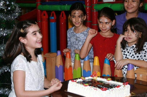 5 NYC Birthday Party Places Where Kids Make Their Own Chocolate and Candy