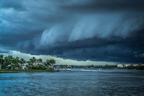 Biggest Hurricanes Ever Recorded in the World