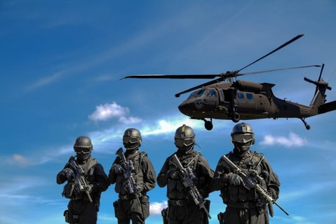 30 most valuable defense companies in the world